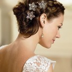 Photo coiffure mariage cheveux court