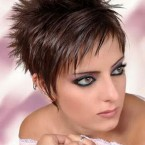 Photo coupe de cheveux court