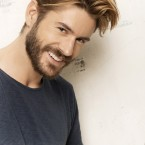 Coupe homme blond