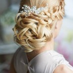 Image coiffure mariage 2015