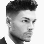 Coiffure homme modele
