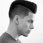 Mode coiffure homme 2017