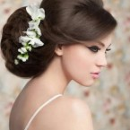 Modele coiffure mariage 2017