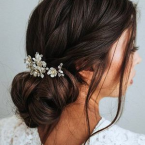 Coiffure mariage femme 2020