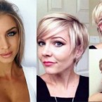 Mode cheveux courts 2018