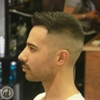 Cheveux courts homme 2019