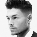 Photo coiffure homme tendance