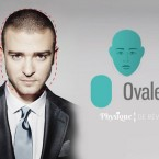 Visage ovale homme coiffure