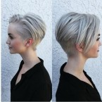 Coiffure tendance cheveux courts 2016