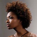 Coiffure afro africaine