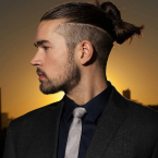 Coiffure homme long 2018
