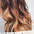 Coloration cheveux mi long 2020