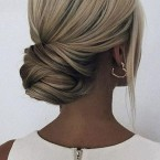 Les chignon simple 2020