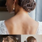 Coiffure mariees