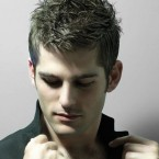 Coupe de cheveux court homme fashion