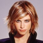Modele coiffure meches