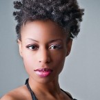 Coupe africaine cheveux naturel