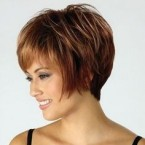 Coupe de cheveux carre effile