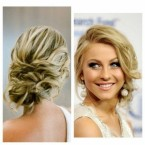 Chignon photos coiffures