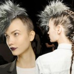 Fashion coiffure