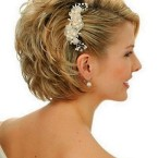 Coiffure pour mariage mere dela mariee