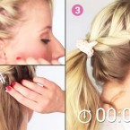 Coiffure simple a faire