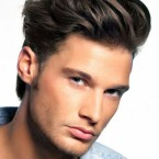 Belle coupe cheveux homme