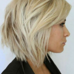 Idees de coupe de cheveux mi long
