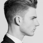 Homme coupe