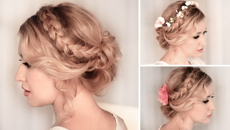 up styles for long thick hair chignon cheveux court 6938 | chignon cheveux court 48 13