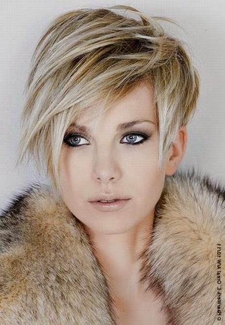 Modele coiffure coupe courte effilée