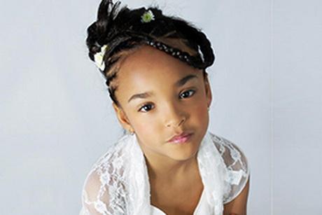 Modele coiffure enfant