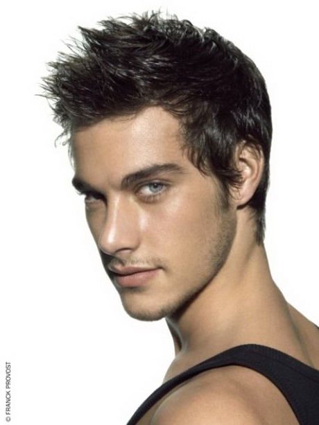 Modele de coiffure homme court