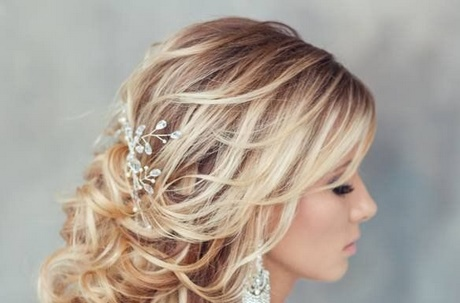 Cheveux mariage 2018
