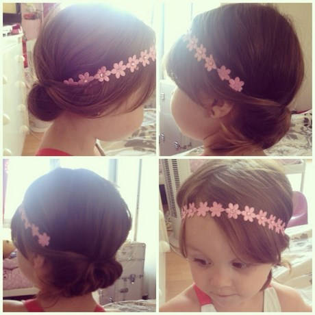 Coupe de cheveux pour petite fille de 8 ans