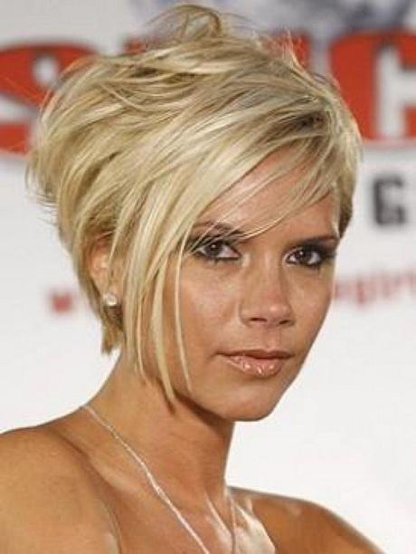 Modele de coiffure carre plongeant court