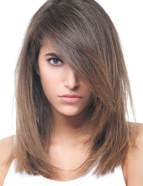 Coupe fille degrade