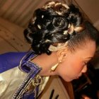 Coiffure mariage africaine
