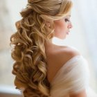 Coupe mariage cheveux long