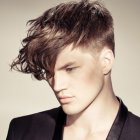 Coupe mannequin homme