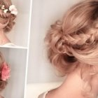 Cheveux mariage 2019