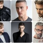 Coiffure mode homme 2018