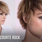 Coupe coiffure 2018 femme