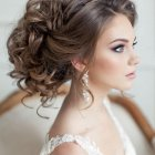 Coiffure chic pour mariage