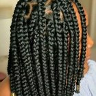 Tresses africaines 2020