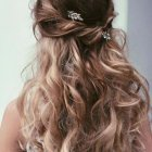 Coiffure mariage cheveux long 2018