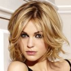 Idee coupe cheveux visage rond